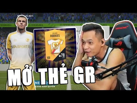 (FIFA ONLINE 4) Độ Tày mở thẻ Golden Rookies và màn solo cân sức cùng Snake. - Thời lượng: 22 phút.