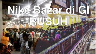 Video NIKE Sale Bazaar di Grand Indonesia RUSUH MP3, 3GP, MP4, WEBM, AVI, FLV Agustus 2017