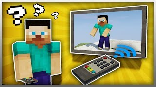 •️ How to find WORKING GIFS for the TV! (MrCrayfish's Furniture Mod)
