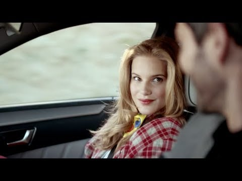 "Image of Mercedes Benz E-Class TV Commercial ""Unexpected"" (2013)"
