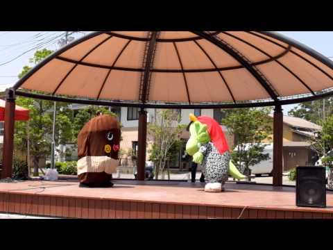 ねば〜る君が行く!#12【ゆるキャラ相撲対決!】