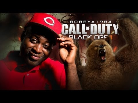 bobbya1984 commentary - Over the weekend, IGN's COD fan went to a school to figure out if he could outrun a bear. I'm not making this stuff up. Listen to his story, watch some COD S...