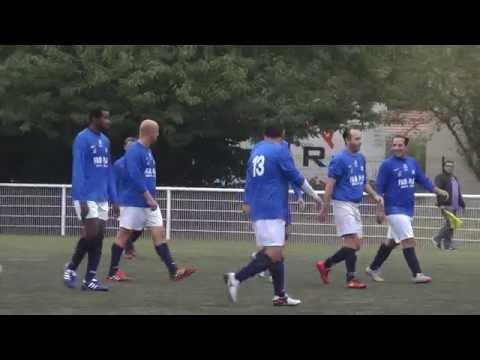 1er but de Val d'Europe (0-1) lors du match Amical Pommeuse contre Val d'Europe (0-7) (18-09-2016)