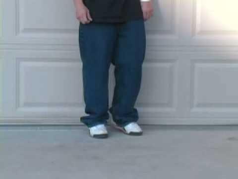SyLo - Heel Toe C-Walk обучалка