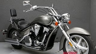 4. 2012  HONDA  VT1300 STATELINE 1300  - National Powersports Distributors