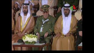 Gaïd Salah entame une visite officielle aux Emirats Arabes Unis