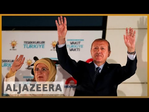 🇹🇷 Erdogan wins re-election in historic Turkish polls | Al Jazeera English