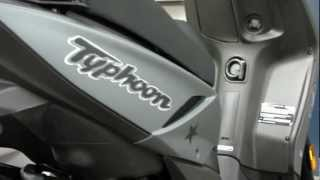 9. Overview 2012 Piaggio Typhoon 125