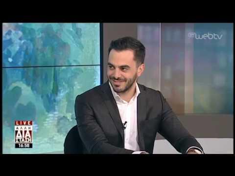 Ο Μανώλης Χριστοδουλάκης, στην «Άλλη διάσταση». |02/04/19 | ΕΡΤ