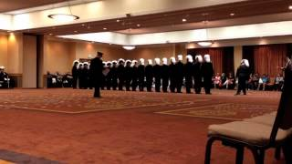 Los Angeles Commandery #9 - Drill Team Competition - 2012 PART 2
