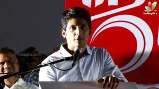 Jiiva, Soori and D.Imman at Jilla 100th day Celebration | Vijay, Vairamuthu