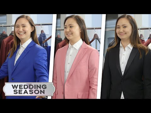 I Got The Perfect Suit For My Wedding (видео)