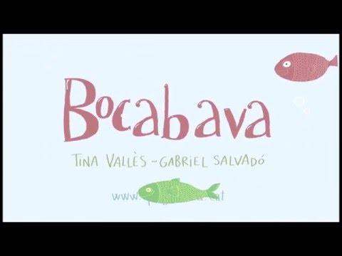 Booktrailer de 'Bocabava', de Tina Vallès i Gabriel Salvadó