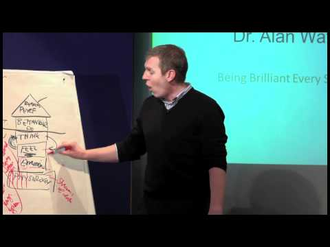TEDxPortsmouth - Dr. Alan Watkins - Being Brilliant Every Single Day (Part 1) - YouTube