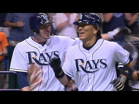 Video: CWS@TB: Matsui homers in first game with Rays