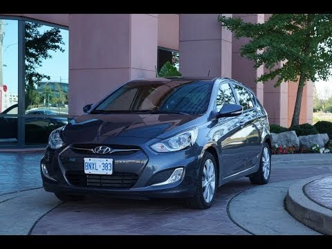 2013 Hyundai Accent GLS Auto Review