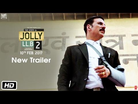Jolly LL.B 2(2017) -  Official Trailer