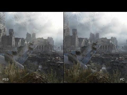 Как сделать оконный режим в метро 2033