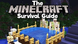 New & Improved Iron Farm! • The Minecraft Survival Guide (Tutorial Lets Play) [Part 188]