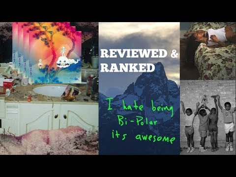 2018 G.O.O.D. Music Albums Ranked & Reviewed