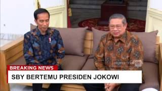 Video Breaking News! Akhirnya, Pertemuan SBY & Jokowi di Istana MP3, 3GP, MP4, WEBM, AVI, FLV Mei 2019
