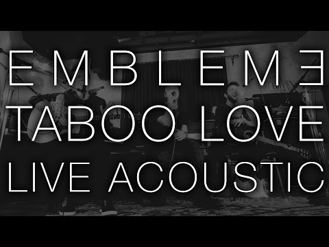 Taboo Love Live Acoustic