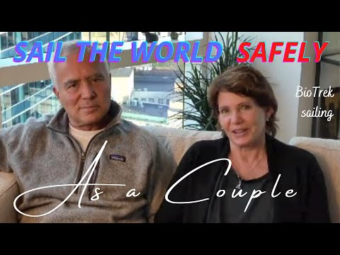 Ep.68. Sail the world safely as a couple