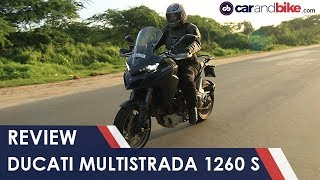 7. 2018 Ducati Multistrada 1260 Review | NDTV carandbike