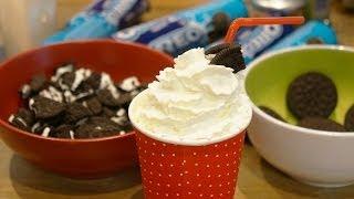 Milkshake Oreos facile et rapide : recette trop gourmande ! - YouTube