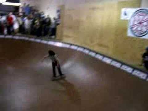 Chaz Pineda at Skate Spot in Lafayette Louisiana