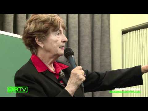Nuclear power danger - Dr. Helen Caldicott: Conference on THE NUCLEAR DANGER: Nuclear War and Nuclear Power Montreal. March 18, 2011 Sponsored by the Centre for Research on Globali...