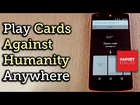 Play Cards Against Humanity with Anyone on Any Operating System [How-To]