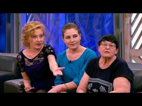 ДНК для бывшей жены. Пусть говорят. Выпуск от 30.03.2016 (видео)