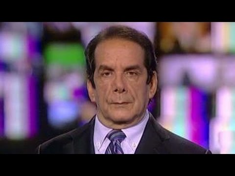 Krauthammer on the hypocrisy over the Manning commutation (видео)