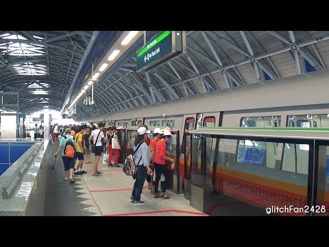 [SMRT] Tuas West Extension Official Opening & Ride On First Train
