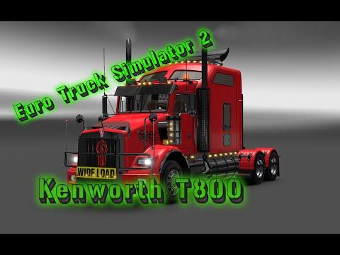 Kenworth T800 v2.1 FINAL