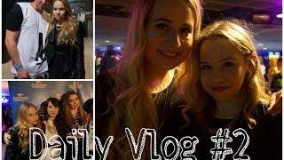 DAILY VLOG #2 12.04.2014 PYTG 2014 / YouTube MeetUp