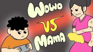 Video Kartun Lucu - Wowo Menjadi Mama - Wowo dan teman teman - Funny Cartoon MP3, 3GP, MP4, WEBM, AVI, FLV Mei 2019