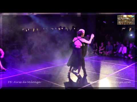 Jorge Garcia, un MAESTRO con Susana Soar en Palais de Glacé, tango Buenos Aires