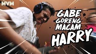 Video Gabe Wely Goreng Gitar Macam Harry Khalifah! MP3, 3GP, MP4, WEBM, AVI, FLV Mei 2019