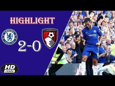 Chelsea vs Bournemouth - Match Highlights 2018