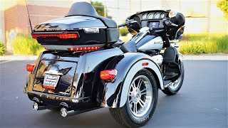 1. 2019 Harley-Davidson Tri-Glide Ultra (FLHTCUTG) │ Review and Test Ride