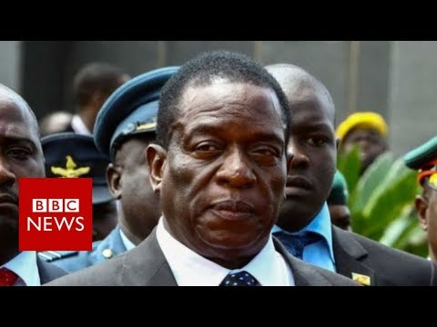 Zimbabwe's Mnangagwa returns as Mugabe's likely successor  - BBC News