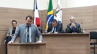CÂMARA DE VEREADORES DE SANTO ESTEVÃO Reinício dos trabalhos do segundo semestre do ano