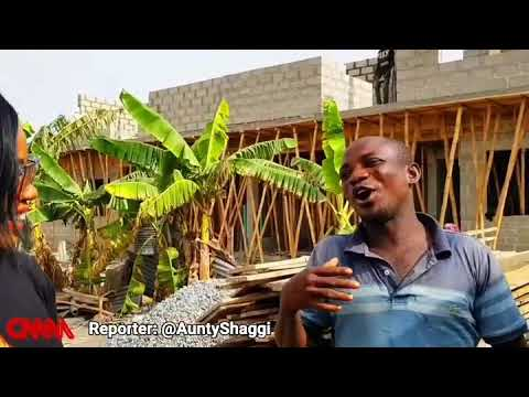 Broda Shaggi 's Boss Was Interviewed Today, Watch This Comedy By Brother Shaggi