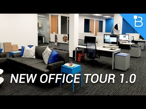 technobuffalo - We've had the opportunity to move into an even bigger office, which we've been in for a few months now. It's time we take you inside. A lot of remodeling too...