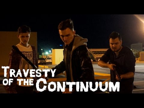 Travesty of the Continuum [Sci-Fi Comedy Film HD]
