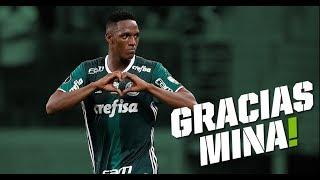 Download Video Gracias Mina - Despedida de Yerry Mina do Palmeiras MP3 3GP MP4