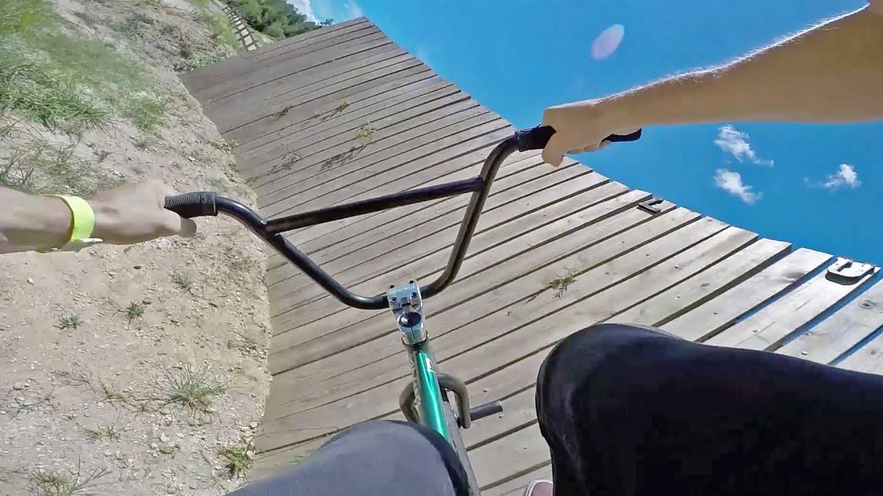 GoPro BMX – Adventures at Santos