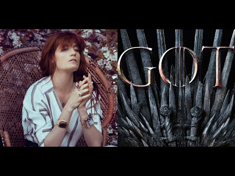 Florence and the Machine - Jenny of Oldstones (Lyric Video) | Season 8 | Game of Thrones (HBO)